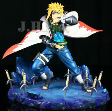 Naruto Hokage Ninjia Yondaime Hokage  Figures  GK Resin (Double-headed carving)