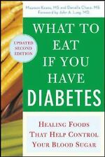 What to Eat If You Have Diabetes : Healing Foods That Help Control Your Blood...