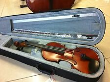 Set violino HW GEWA pure 3/4 set-up tedesco effettuato da workshop GEWA