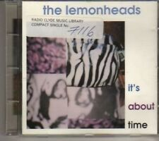 (BX411) The Lemonheads, It's About Time - 1993 CD