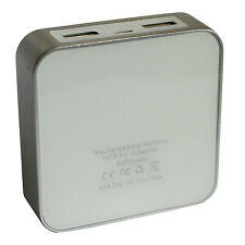 8400mAh USB Power Bank Charger Portable External Battery For iPhone Mobile Phone