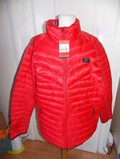 BRAND NEW MEN'S DESIGNER NIKE GUILD DUCK DOWN WINTER COAT RRP £99 XXL MENS