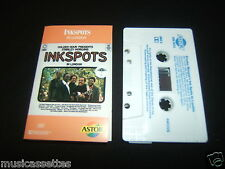 THE INK SPOTS IN LONDON AUSTRALIAN CASSETTE TAPE THE INKSPOTS
