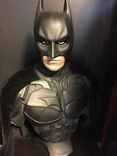Batman Life Size Bust 1:1 The Dark Knight Hollywood Collectibles Group # 032/750