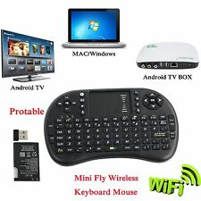 2.4GHz WiFi Wireless Mini Keyboard Fly Air Mouse for TV BOX/TV PC Laptop Phone