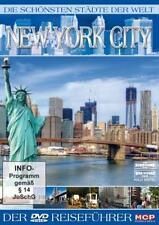 Die schönsten Städte der Welt - New York City - Der Reiseführer - DVD Neu & OVP