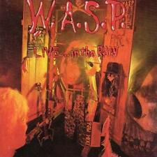 W.A.S.P. ‎– Live... In The Raw Label: Capitol Records ‎- UK (1987) - CD