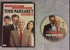 The Increasingly Poor Decisions of Todd Margaret: Series 1 - DVD Movie - IFC