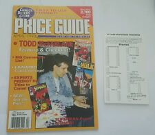 Cbg price guide ,april 1993 todd mcfarlane feature & checklist