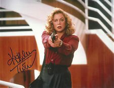 KATHLEEN TURNER 'ROMANCING THE STONE' 'WAR OF THE ROSES' SIGNED 8X10 PIC *COA 3
