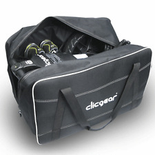 """NEW 2016"" CLICGEAR XL GOLF TROLLEY TRAVEL / BOOT / CARRY BAG FITS 3.5 MODEL!!!!"