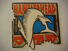 Beer Coaster ~ Hammerhead Red ~ Brick Beer ** Add'l Coasters $0.25 S&H Worldwide