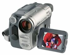 Sony Digital8 Hi8 8mm DCR-TRV460 Handycam Video Camcorder Player *WARRANTY*