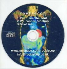 (AB630) Rookiecop, Can't See The Soul - DJ CD