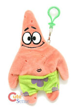 "Nickelodeon Spongebob Patrick Plush Doll Key Chain 8"" Coin Bag"
