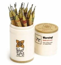 Wolf Tools Precision Wax Carving Set of 18