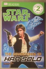 Star Wars The Adventures of Han Solo / DK Readers Level 2 / NEW