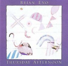 Thursday Afternoon [Brian Eno] [5099968453725] New CD