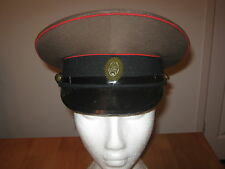 Soviet Military Issue Visor Hat Size 55
