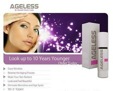 AGELESS  ANTI AGING SERUM by Skinny Body Care 15g NEW/SEALED