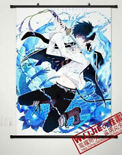 Anime Ao no Blue Exorcist Home Decor Poster Wall Scroll 60*80CM QZ009