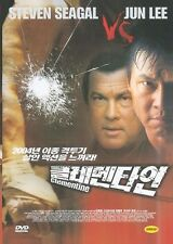 Clementine (2004) DVD (Sealed) ~ Steven Seagal