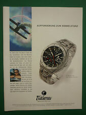 5/2002 PUB MONTRE TUTIMA UHRENFABRIK WATCH SEAN D TUCKER SKYDANCE GERMAN AD