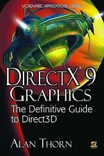 Directx 9 Graphics: The Definitive Guide To Direct3d (Wordware Applications Libr