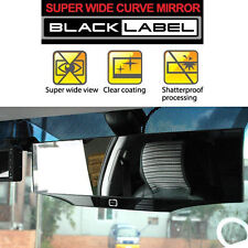 Fouring Blacklabel Super Wide curve 300mm Car Auto Rear View Rearview Mirror