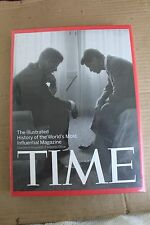 NEW SEALED TIME ILLUSTRATED HISTORY WORLD'S MOST INFLUENTIAL MAGAZINE HARDCOVER