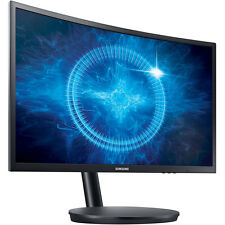 "Samsung 24"" Black Curved LED 1920x1080 16:9 144hz Gaming Monitor-LC24FG70FQNXZA"
