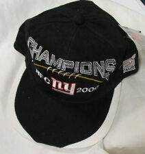 NFL Pro Line New York NY Giants NFC Champions 2000 Snapback Adjustable Hat Cap