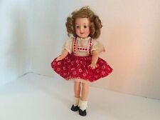 Ideal ST 12 Shirley Temple Doll - Original Box -1950's