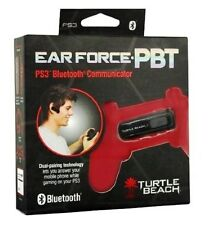 Turtle Beach Ear Force PBT Bluetooth Communicator [PlayStation 3 Accessory] NEW