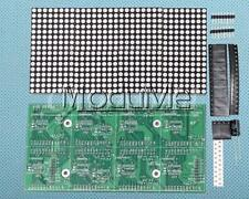 New 16x32 Red Green Dual-Color LED Dot Matrix DIY Kit Control Display Module MO