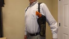 "XXL CAMO Right Shoulder Holster RUGER SUPER BLACKHAWK 7-1/2"" barrel w/SCOPE .USA"
