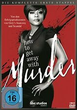4 DVD-Box ° How to Get Away with Murder ° Staffel 1 ° NEU & OVP