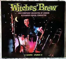 WITCHES BREW GOUNOD FAUST GIBSON CD BLUE MOON SEALED