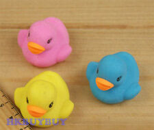 New listing Rubber Mini Duck Eraser Collectable School Tool Kid Gift x 1pcs Qe10