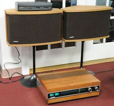 BOSE Walnut 901 Series VI with stands & Equalizer & SPATIAL CONTROL RECEIVER