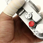 Concave Soft Shutter Release Button For Fujifilm X100 Leica M6 M7 M8 3 colors