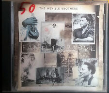 NEVILLE BROTHERS ( THE ) FAMILY GROOVE CD