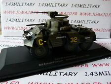 VOITURE 1/43 Militaire ALTAYA : FORD M8 Armored car Avranches 1944
