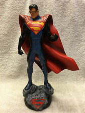 7/10 Custom Eradicator Death of Superman Statue Signed Gabriel Luna Not Sideshow