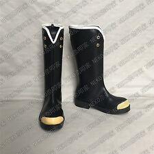 Seraph of the End Hiiragi Shinoa Yuichiro Hyakuya Cosplay Shoes Unisex Boots