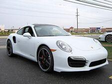 Porsche : 911 Turbo