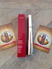 Clarins Wonder Perfect Mascara Full Size & Double Serum Samples