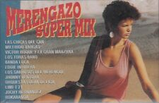 Wilfrido Vargas Banda Loca Limi T 21 Merengazo Super Mix Cassette New Sealed