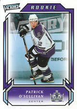 06-07 UPPER DECK VICTORY ROOKIE RC #284 PATRICK O'SULLIVAN KINGS *2362