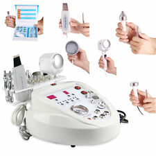 5IN1 ULTRASONIC CURRENT DIAMOND DERMABRASION MICRODERMABRASION MACHINE SCRUBBER